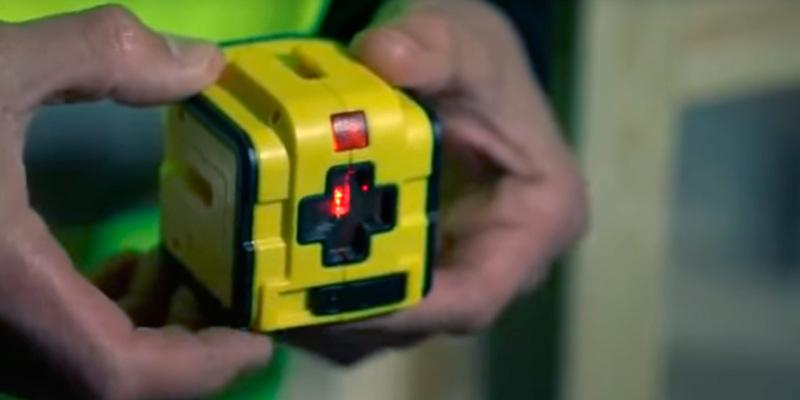 Review of Stanley Cubix Self Levelling Cross Line Laser