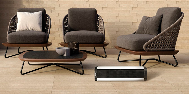 Review of ANSIO 2000W Oscillating PTC Ceramic Tower Heater