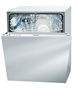 Indesit DIF04B1 Fully Integrated Dishwasher