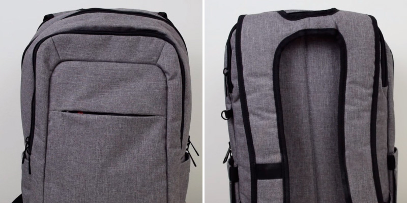 Review of Slotra Slim TGN-02 Laptop Backpack