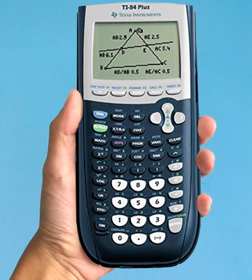 Review of Texas Instruments TI-84 Plus Graphics Calculator, Black