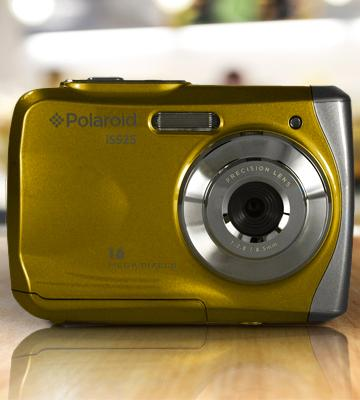 Review of Polaroid IS525 Waterproof Camera