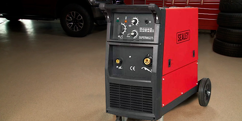 Review of Sealey SUPERMIG275 Professional MIG Welder
