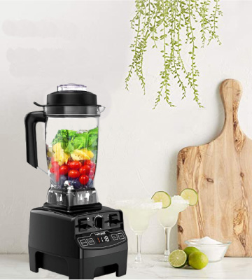 Review of Homgeek NY-8608 High Speed Blender