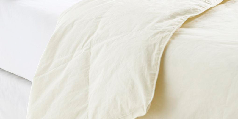 Review of Fogarty 368133 Pure Wool Duvet Double, Beige