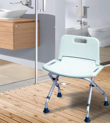 Review of Elite Care Shower Chair