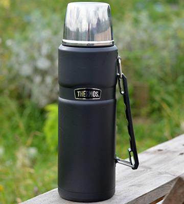 Review of Thermos Stainless King Flask,1.2L