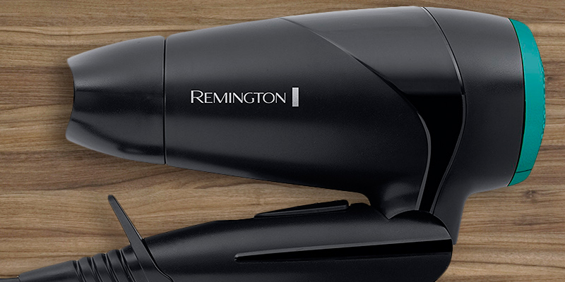 Review of Remington D1500 2000W Compact Travel Hair Dryer