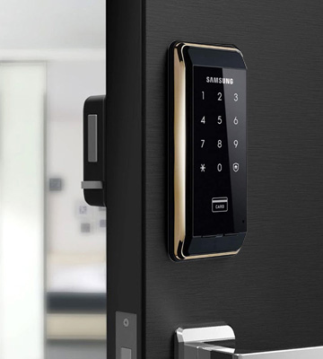 Review of Samsung SHS-D500 Smart Door Lock