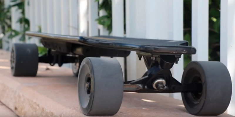 Review of Jeevan Thapa 2nd Generation Electric Skateboard