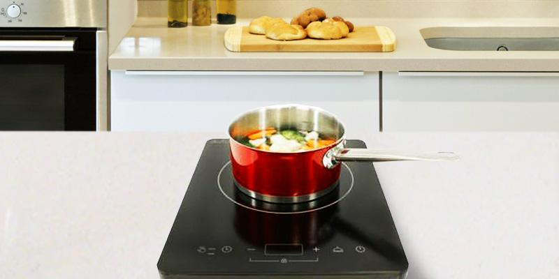 Review of ElectrIQ EIQICBTW Single Portable Induction Hob