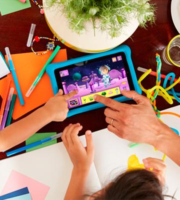 Review of Fire Kids Edition 7-inch Tablet