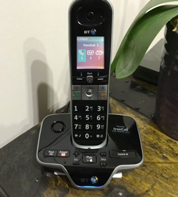 Review of BT 8600 Advanced Call Blocker Cordless Home Phone with Answer Machine