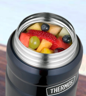 Review of Thermos 710 ml Stainless King Food Flask