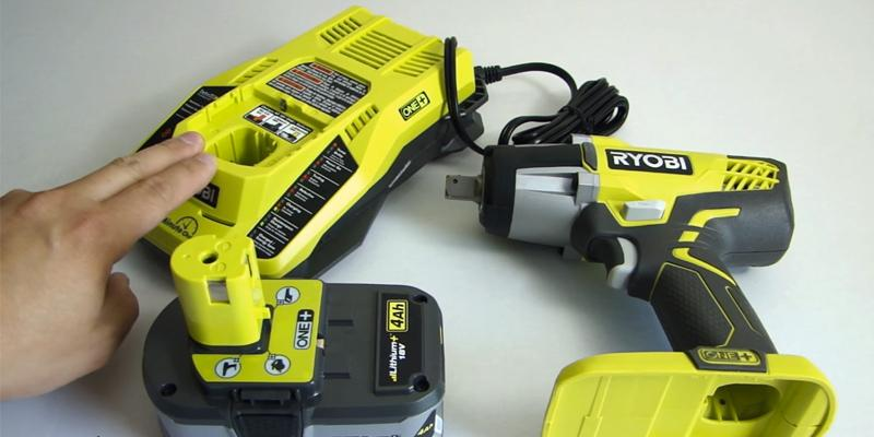 Ryobi One+ in the use