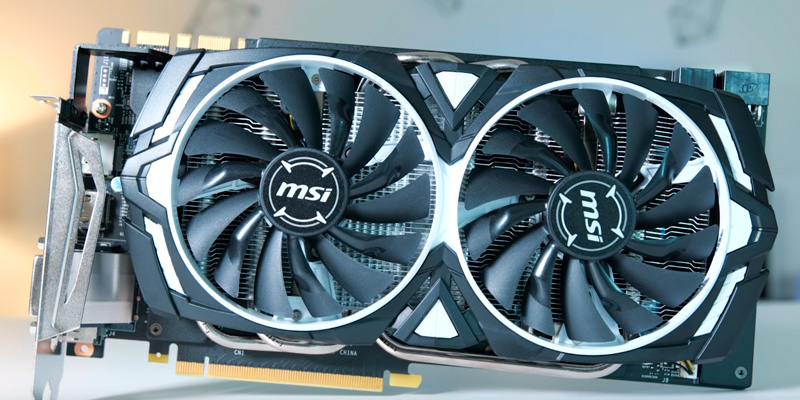 Review of MSI Radeon RX 580 ARMOR 8G OC Graphics Card