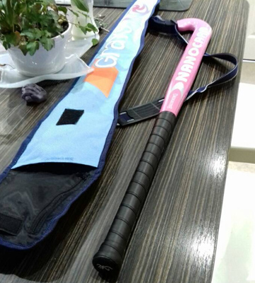 Review of Browning Nanocarb Hockey Stick