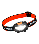 OMERIL 650942 LED Head Torch