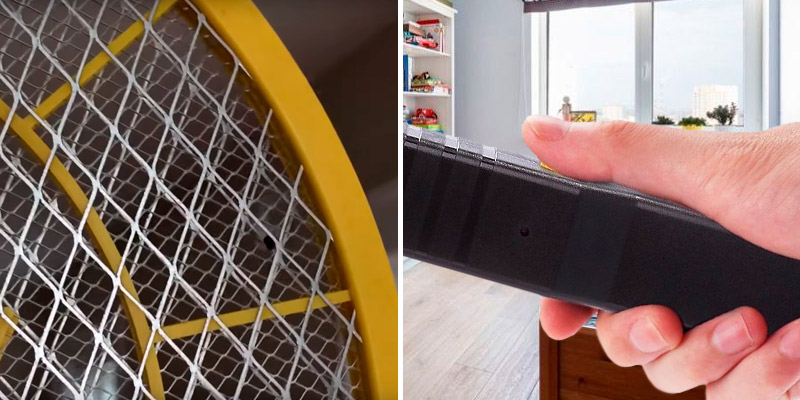 5 Best Bug Zapper Rackets Reviews of 2019 in the UK