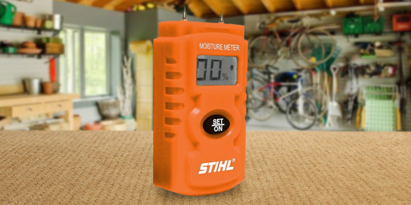 Review of Stihl Wood Moisture Meter