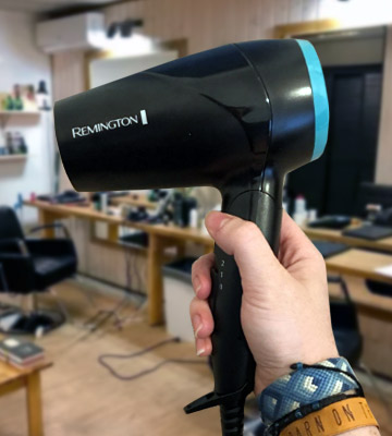 Review of Remington D1500 Dual Voltage 2000W Compact Travel Hair Dryer