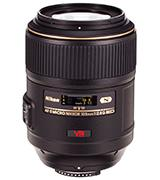 Micro-NIKKOR 105mm f/2.8G IF-ED AF-S VR Fixed Macro Lens