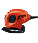 Black & Decker KA161BC Mouse Detail Sander with Accessories