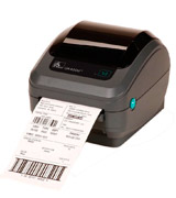 Zebra GK42-202520-000 Direct Thermal Printer 203dpi 8 dot Print Width 104mm