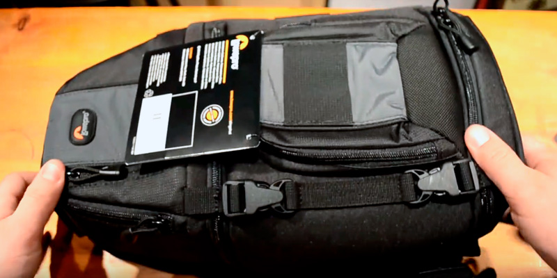 Review of Lowepro Slingshot 102 DSLR Sling Camera Bag