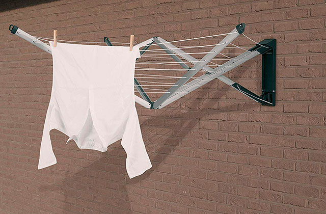 Best Wall Mounted Clothes Airers