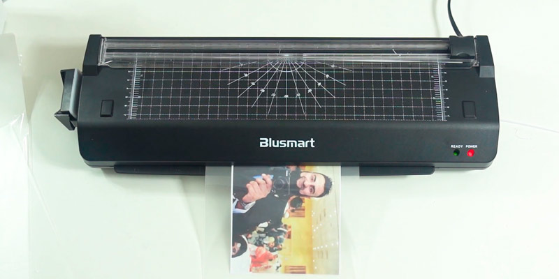 Review of Blusmart (BLM00043) A3/A4/A6 Laminator with 25 Laminating Pouches/Paper Cutter/Corner Rounder