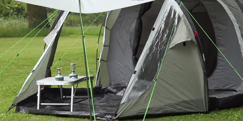 Review of Coleman 205111 3+ Coastline Tent