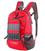ECEEN Share the Sun Solar Powered Hiking Daypacks