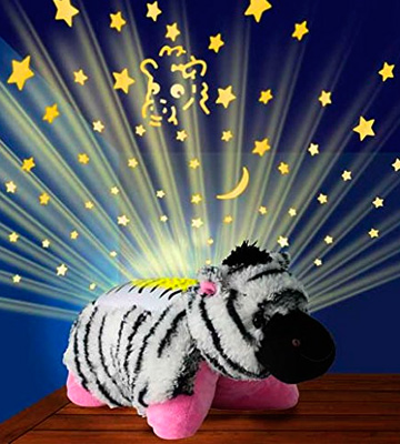 Review of My Pillow Pets Zippity Zebra Dream Lite