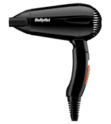BaByliss 5344U Travel Dual Voltage Hair Dryer