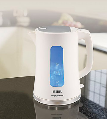 Review of Morphy Richards Brita Electric Filter Jug Kettle