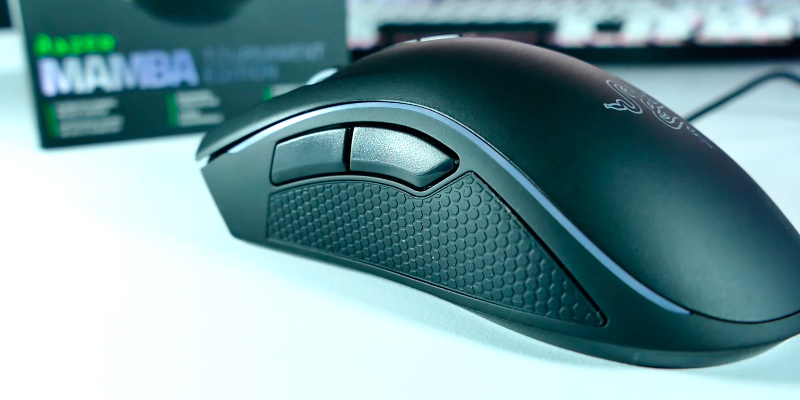 Review of Razer RZ01-01370100-R3 Professional Grade Chroma Ergonomic Gaming Mouse