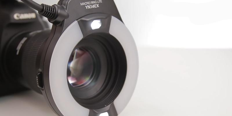 Review of Yongnuo YN-14EX TTL LED Macro Ring Flash Light