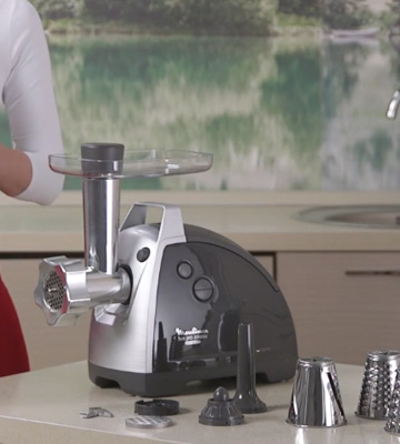 Review of Moulinex Pro 4IN1 ME686 Meat Mincer