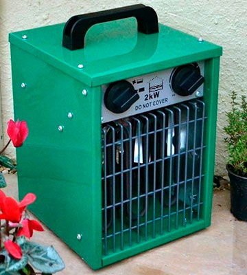 Review of Simplicity TSE-20A Greenhouse Fan Heater