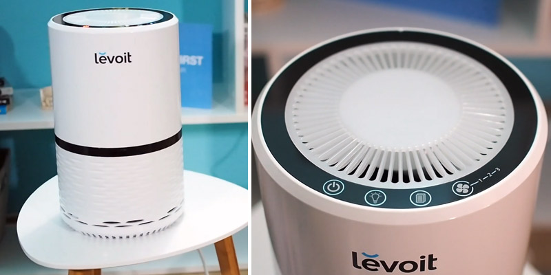 Review of Levoit LV-H132 Air Purifier for Home with True HEPA Filter