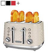 Morphy Richards Vector 248132 4 Slice Toaster