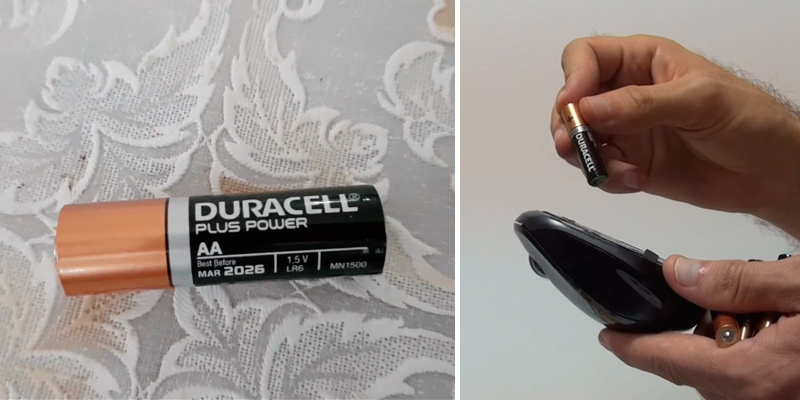 Review of Duracell MN1500 Plus Power Type AA Alkaline Batteries, Pack of 12