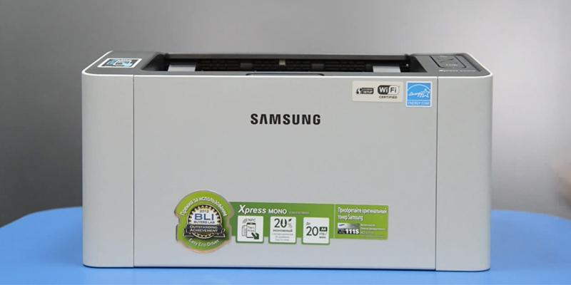 Review of Samsung SL-M2026W Mono Wireless Laser Printer