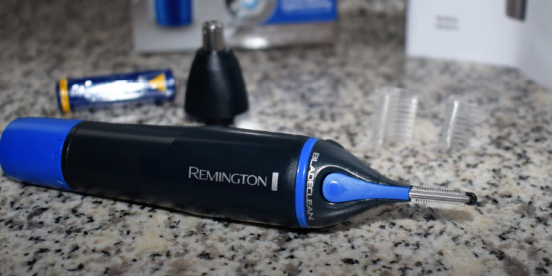 Review of Remington NE3850 Nose, Ear and Eyebrow Hair Trimmer