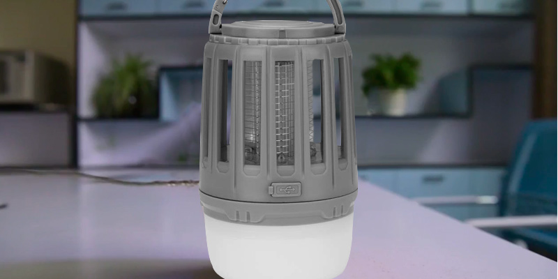Review of Linkax Camping Lantern Mosquito Zapper