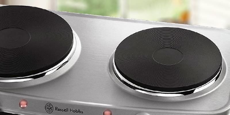 Detailed review of Russell Hobbs 15199 Double Hot Plate
