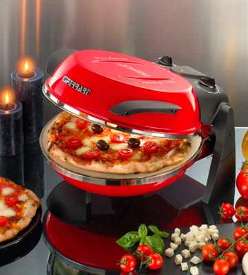 Review of G3 Ferrari G10006 Delizia Pizza Oven, 1200W