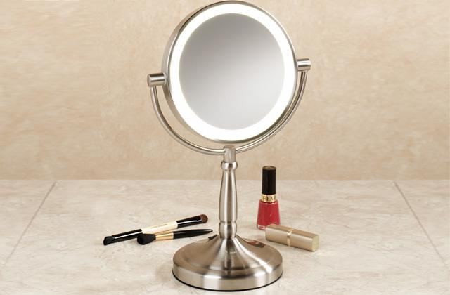 Best Lighted Makeup Mirrors for Daily Beauty Care