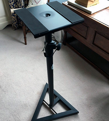 Review of Adam Hall SKDB039 Adjustable Speaker Stands
